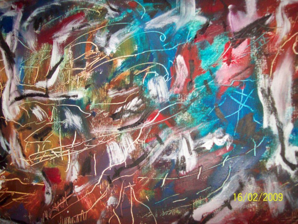 Pintura guache quadros online