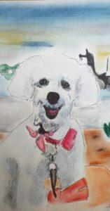 desenho a pedido do cliente seu animal de estimação