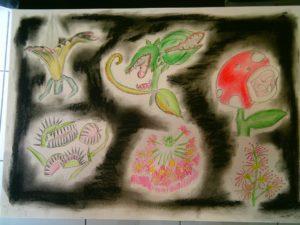 Flores carnívoras