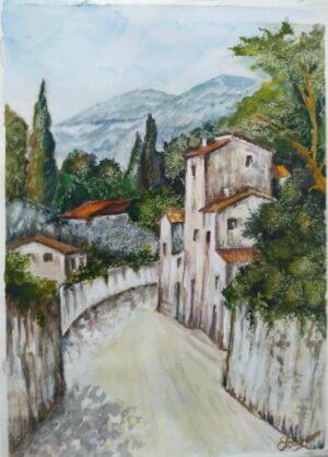 A rua de baixo (Eloah Mestieri)